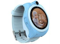 Смарт-часы GoGPS ME K19 Синие (К19СН)