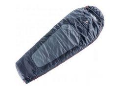 Спальный мешок Deuter Dream Lite 500 L titan-black левый (37081 4100 1)