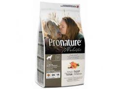 Сухой корм Pronature Holistic с индейкой и клюквой, холистик, для собак всех пород, 13.6 кг