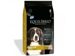 Сухой корм Equilibrio Dog суперпремиум, для пожилых или малоактивных собак средних и крупных пород, 15 кг