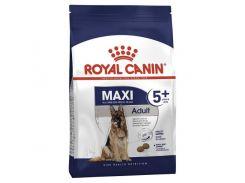 Сухой корм Royal Canin Maxi Adult 5+ для собак крупных пород старше 5 лет, 15 кг