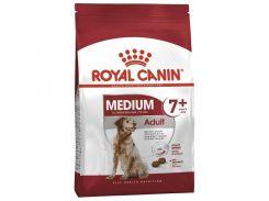 Сухой корм Royal Canin Medium Adult 7+ для собак средних пород старше 7 лет, 15 кг