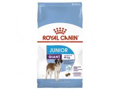 Сухой корм Royal Canin Giant Junior для щенков гигантских пород от 8 месяцев, 15 кг