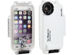 Чехол BeCover Underwater Box White for iPhone 5/5S (702534) белый