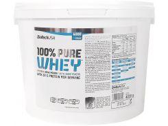 Протеин BioTechUSA 100% Pure Whey 4000 g /142 servings/ Coconut Chocolate 4000 г