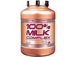 Протеин Scitec Nutrition 100% Milk Complex 2350 g /78 servings/ Belgian Chocolate 2350 г