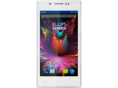 Смартфон KENEKSI Ellips (White)