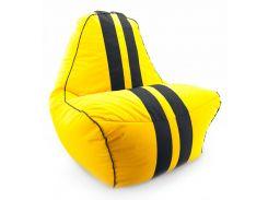 Кресло-мешок груша Ferrari Beans Bag 85*95*105 см Желтый (bc1628)