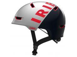 Шлем велосипедный ABUS SCRAPER 3.0 ACE M 54-58 Iriedaily White 817861