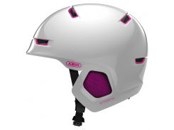 Шлем велосипедный ABUS SCRAPER 3.0 ERA L 57-62 Pearl White 817953