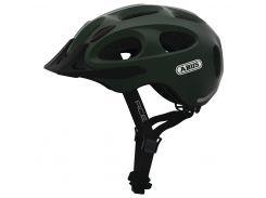 Шлем велосипедный ABUS YOUN-I ACE L 56-61 Metallic Green 818257