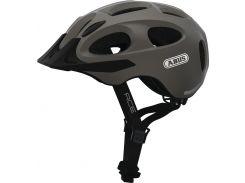 Шлем велосипедный ABUS YOUN-I ACE M 52-57 Metallic Silver 818226