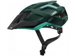 Шлем велосипедный ABUS MOUNTK 2.0 L 58-62 Smaragd Green 781803