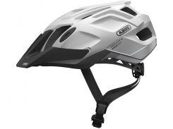 Шлем велосипедный ABUS MOUNTK 2.0 M 53-58 Snow White 781780