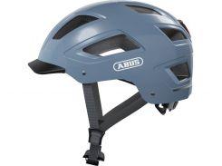 Шлем велосипедный ABUS HYBAN 2.0 L 56-61 Glacier Blue 869303