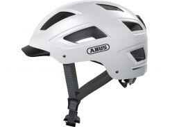 Шлем велосипедный ABUS HYBAN 2.0 L 56-61 Polar White 869037