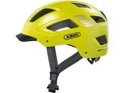 Шлем велосипедный ABUS HYBAN 2.0 L 56-61 Signal Yellow 869099