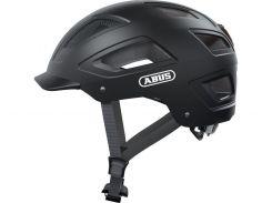 Шлем велосипедный ABUS HYBAN 2.0 L 56-61 Velvet Black 869006