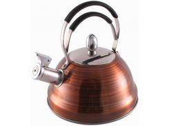 Чайник Fissman Cairoi со свистком 2.3 л (FN-KT-5910_psg)