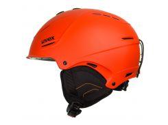 Шолом гірськолижний Uvex P1us L-XL Orange (S5661538007)