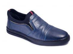 Туфли LUCIANO BELLINI 13910 40 Синие