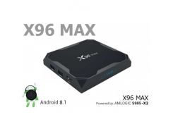 AnyBox X96 Max 4Gb+32Gb S905X2 андроид медиаплеер (4 ядра)