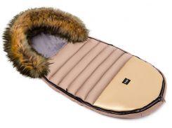 Зимний конверт Bair Polar Premium экокожа Золотистый (63-623443)