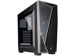 Корпус Corsair Carbide SPEC-04 Windowed Black/Grey (CC-9011109-WW) без БП