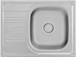 Кухонная мойка KSS C 455 1B1D SMOOTH
