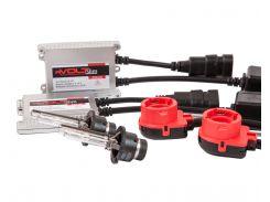 Комплект ксенона rVolt slim 35W 9-16V D2S Pro 4300K