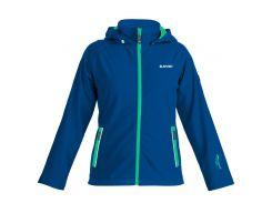 Куртка Hi-Tec Iker JR 164 Синяя (5901979176992IG-164)