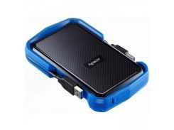 Жесткий диск Apacer AC631 1 TB USB 3.1 Blue AP1TBAC631U-1 (F00152635)