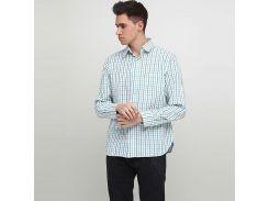 Рубашка HIS M Белый (HS828469-M)