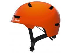 Шолом велосипедний ABUS SCRAPER 3.0 M Signal Orange (817663)