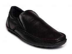 Мокасины мужские VISAZH 480-01 41 Черные (480-01-41)