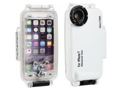 Подводный бокс BeCover for Apple iPhone 7 White (701399)