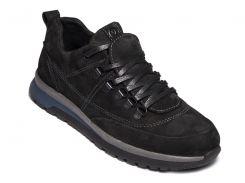 Кроссовки VISAZH 675-1 45 Черные (675-1-45)