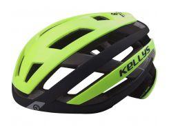 Шолом велосипедний KLS RESULT S-M Green