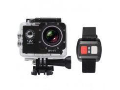 Экшен-камера B5R c пультом Black