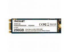 Накопитель SSD M.2 2280 256GB Patriot PS256GPM280SSDR (U0361853)