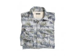 Рубашка Eddie Bauer Mens Huntsman Flanell Shirt PUTTY XL Бежевый (7341654PTY-XL)