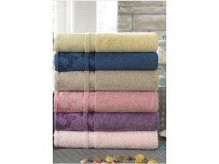Набор махровых полотенец Sikel Cotton Hazal 70*140 6 шт (8681049352149)