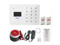 Комплект сигнализации GSM Marlboze А2 Plus