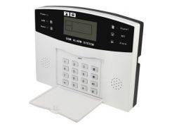 Комплект сигнализации GSM Alarm System PG500 plus Черный с белым (FJGKGLFL8384VKLLB)