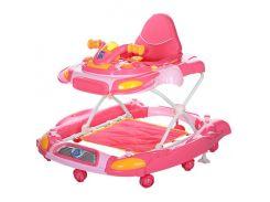 Ходунки Kronos Toys M 3461-Р Розовые (int_M 3461-Р)
