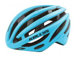 Шолом велосипедний KLS SPURT S-M Blue