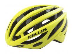 Шолом велосипедний KLS SPURT M-L Neon Yellow