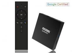 Смарт ТВ приставка Mecool KM9 Pro 2/16 Google Certified черного цвета