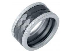 Серебряное кольцо Silver Breeze с керамикой 17 размер (1978078)