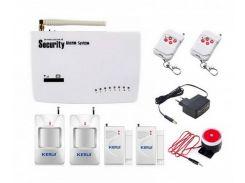 Комплект GSM сигнализации Kerui G10-A kits 2 (DI5134453956350)